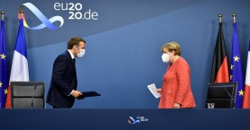 """Θέμα Τουρκίας στη συνάντηση Μέρκελ – Μακρόν – Τι θα περιλαμβάνει η """"ατζέντα"""""""