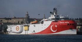 Οι κρίσιμες οκτώ ώρες της πορείας του τουρκικού στολίσκου με το Oruc Reis