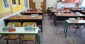 Κλειστά μέχρι και την Παρασκευή τα σχολεία στη Λέσβο