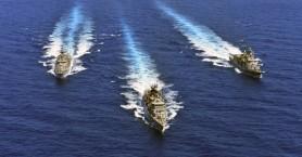 Αποκλιμάκωση στην Ανατ. Μεσόγειο: Αποσύρονται ελληνικά και τουρκικά πολεμικά