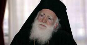 Σταθερά προς το καλύτερο η υγεία του Αρχιεπισκόπου Κρήτης