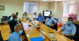 Η Περιφέρεια Κρήτης δώρισε σημαντικό ιατρικό υλικό στην 7η ΥΠΕ Κρήτης