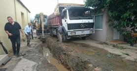 Νέος αγωγός ύδρευσης  στον Αλικιανό του Δήμου Πλατανιά