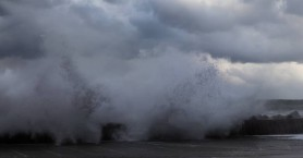 Πιθανή πορεία του μεσογειακού κυκλώνα προς την Κρήτη