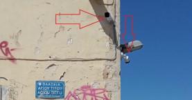 Ποιός έβαλε κάμερες στα κτίρια του Πολυτεχνείου στην παλιά πόλη Χανίων;