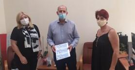 Στήριξη οικογενειών που έχουν πληγεί από την πανδημία
