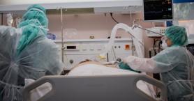 Χανιά: Ένας 64χρονος νοσηλεύεται στην ΜΕΘ - Covid του Νοσοκομείου Χανίων
