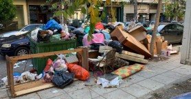 Το πρόγραμμα αποκομιδής ογκωδών απορριμμάτων την ερχόμενη εβδομάδα στην Ιεράπετρα