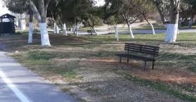 Βάμβουκας για πάρκο Αγ. Αποστόλων: