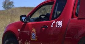 Συναγερμός στην πυροσβεστική για φωτιά στις Γούβες (βίντεο)