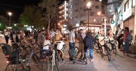 Οι ποδηλάτρεις έστειλαν από τη Χάληδων το μήνυμα την Ημέρα χωρίς Αυτοκίνητο (φωτο)