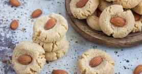 Εύκολα μπισκότα αμυγδάλου