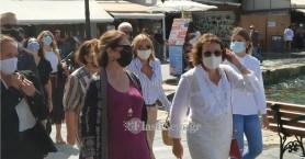 Χανιά: Βόλτα και γεύμα στο παλιό λιμάνι για τις συζύγους των Κ.Μητσοτάκη & Μ.Πομπέο (φωτο)