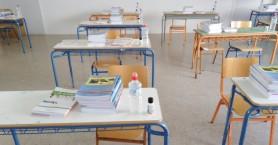 Έτοιμος ο δ.Οροπεδίου Λασιθίου -Παραδόθηκαν στα σχολεία όλα τα υγειονομικά μέσα προστασίας