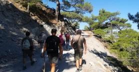 Πεζοπορία Θρύπτη - Άγιος Ιωάννη πραγματοποίησε ο Ορειβατικός Σύλλογος Αγίου Νικολάου
