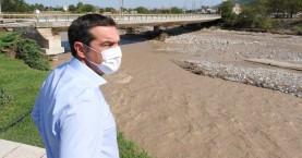 Αλέξης Τσίπρας: Κυβέρνηση και ΜΜΕ ξέχασαν τους πλημμυροπαθείς