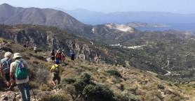 Στο φαράγγι Τσιγκούνη ο Ορειβατικός Σύλλογος Αγίου Νικολάου