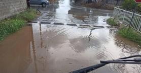 Λιμνάζουν τα νερά στη Ν. Πλαστήρα - Μεγάλη αστοχία στα φρεάτια