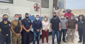 Εθελοντική αιμοδοσία η Ένωση Προσωπικού Λιμενικού Σώματος Ανατολικής Κρήτης