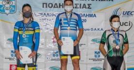 Πρωταθλήτρια Ελλάδας η Μηλάκη, 2η η Λιοδάκη