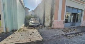 Σεισμός στη Σάμο: Οκτώ τραυματίες, ζημιές σε κτίρια και τσουνάμι από τα 6,7 Ρίχτερ