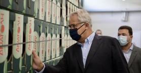 Πάνω από 10 εκατομμύρια ευρώ στους πληγέντες παραγωγούς θερμοκηπιακών κηπευτικών Κρήτης