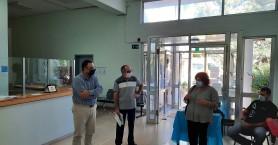 Περιοδεία στον δήμο Καντάνου - Σελίνου έκανε το κλιμάκιο της ΤΕ Χανίων του ΚΚΕ