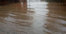 Ενέργειες για αποζημιώσεις των κατοίκων στη Χερσόνησο λόγω των πλημμυρών