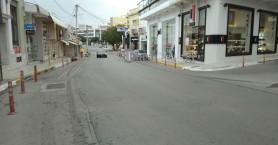 Χανιά: Ξεκινούν οι εργασίες ανακατασκευής του ασφαλτοτάπητα στην οδό Χατζ. Γιάνναρη