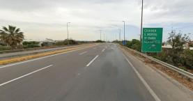 Κλείνει η εθνική οδός από κόμβο Μουρνιών μέχρι κόμβο Βαμβακόπουλου
