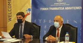 Λ. Αυγενάκης: «Κρήτη και Ηράκλειο θα διεκδικήσουν Παράκτιους και Μεσογειακούς Αγώνες»