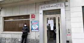 Δημοφιλές ξενοδοχείο του Παρισιού, που είναι άδειο λόγω κοροναϊού, στεγάζει άστεγους