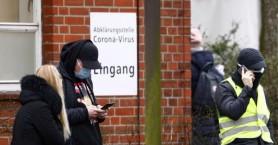Γερμανία: Παράταση του lockdown έως τις 14 Φεβρουαρίου συμφώνησαν καγκελαρία και κρατίδια
