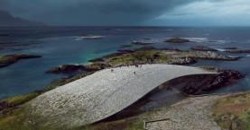 The Whale: Στη Νορβηγία ένα από τα εντυπωσιακότερα παρατηρητήρια άγριας φύσης του πλανήτη