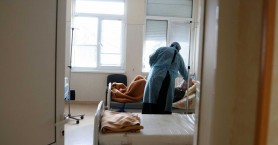 Πάνω από 18.000 κρούσματα κορονοϊού μέσα σε 24 ώρες στο Ιράν