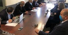 Ρέθυμνο: Συνάντηση κλιμακίου του Κινήματος Αλλαγής με εκπροσώπους Εμπορίου και Εστίασης