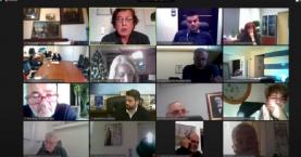 Με τηλεδιάσκεψη η επόμενη συνεδρίαση του Δημοτικού Συμβουλίου Χανίων