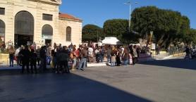 Συγκέντρωση διαμαρτυρίας από την ΕΛΜΕ για την παύση απαγόρευσης των πορειών