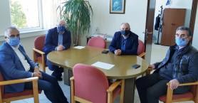 Συζήτησαν για το νηπιαγωγείο που λειτουργεί στο ΕΛΜΕΠΑ
