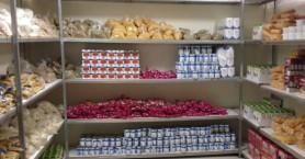 Διανομή τροφίμων από το Κοινωνικό Παντοπωλείο Δήμου Ρεθύμνης
