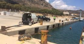 Ντουντουλάκης για τη δημιουργία Λιμενικού Σταθμού στον Λιμένα Κολυμβαρίου