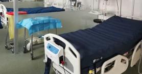 Κορωνοϊός: Μικρή μείωση στις νοσηλείες στα Νοσοκομεία της Κρήτης - Αύξηση στις ΜΕΘ