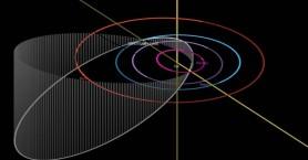 Αστεροειδής διπλάσιος από τον Πύργο του Άιφελ θα περάσει κοντά από τη Γη στις 21 Μαρτίου