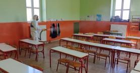Κορωνοϊός: Κλειστά σχολεία ή τμήματα σε Ρέθυμνο και Λασίθι