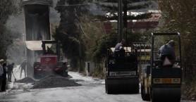 Συνεχίζονται οι ασφαλτοστρώσεις στον Δήμο Χανίων