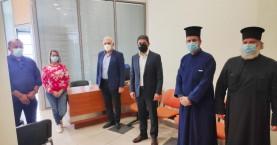 Ο Λευτέρης Αυγενάκης για την αναστήλωση δύο ιερών Μονών στη Βιάννο