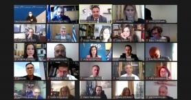 Ο Προέδρος του Επιμελητηρίου Χανίων Συμμετείχε στην Ψηφιακή Συνάντηση της Νέας Δημοκρατίας