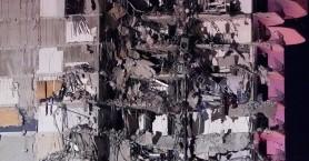 Τουλάχιστον ένας νεκρός και 10 τραυματίες από την κατάρρευση κτιρίου στο Μαιάμι Μπιτς
