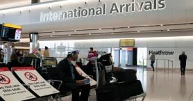 Το αεροδρόμιο Χίθροου ζητά απο την κυβέρνηση να ανοίξει τη χώρα για τους εμβολιασμένους