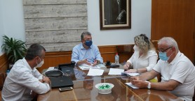 Σύμβαση για ενεργειακή αναβάθμιση νοσοκομείων και κέντρων υγείας